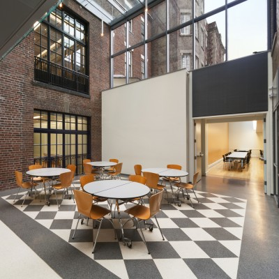 Spence School, Renovation and New Work    Location:  New York    Architect:  Kliment Halsband Architects