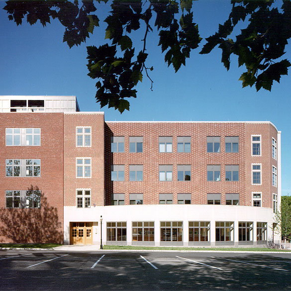 Princeton University  Computer Science Building
