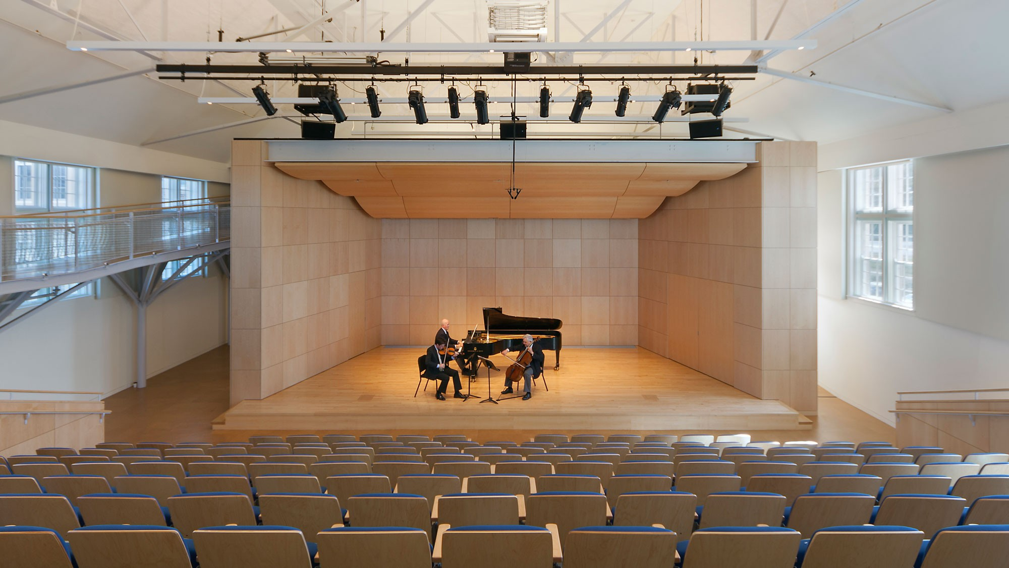 Kliment Halsband Architects | SUNY College at Geneseo Doty Hall