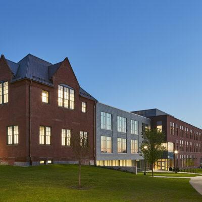 UMass Amherst South College