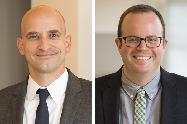 Michael Maza and David Whitehill, Partners