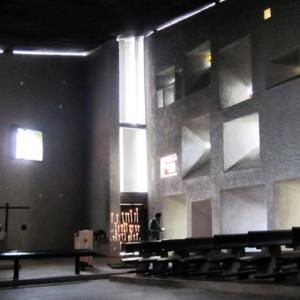 Le Corbusier, Notre Dame du Haut- Ronchamp, France