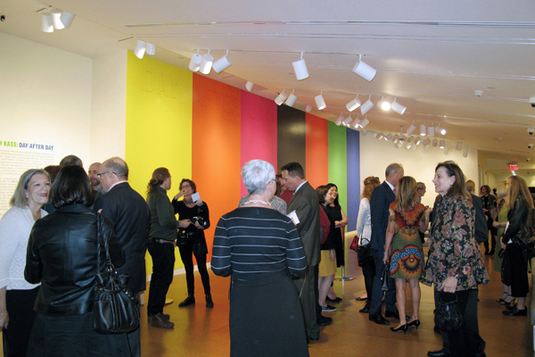 Neuberger Museum of Art SPACE 42 Opening