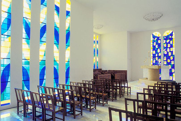 Henri Matisse Chapel in Vence, France