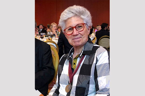 Frances Halsband FAIA, Secretary of the Executive Committee of the AIA College of Fellows